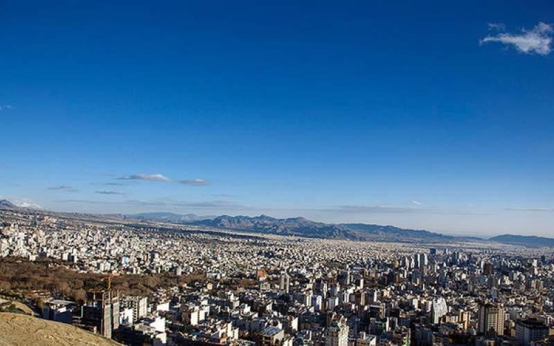 آسمان بیشتر مناطق کشور صاف است