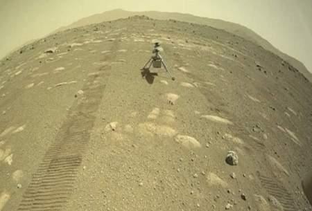 بالگرد نبوغ نخستین شب مریخی را پشت سر گذاشت
