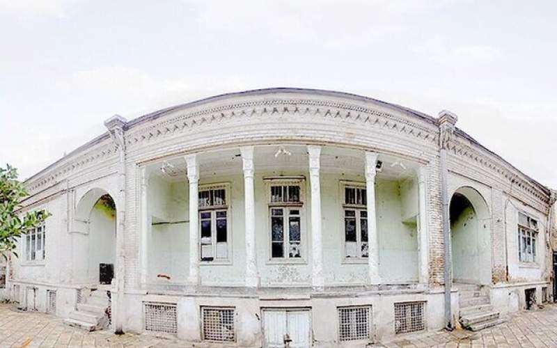 بزرگترین خانه تاریخی مشهد تخریب شد