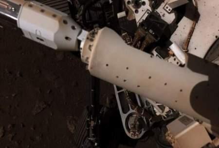 """اولین گزارش هواشناسی """"استقامت"""" از مریخ"""