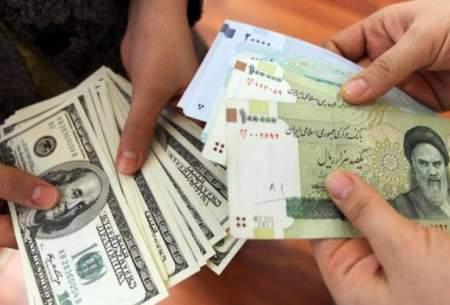 مردم ریالی حقوق میگیرند اما دلاری خرج میکنند