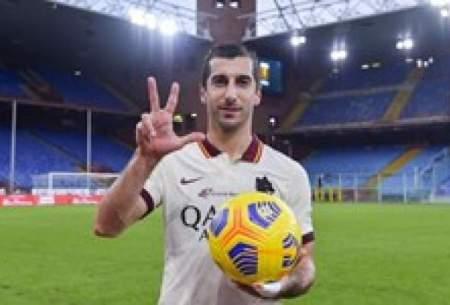آ.اس رم با دو غایب مقابل آژاکس در لیگ اروپا