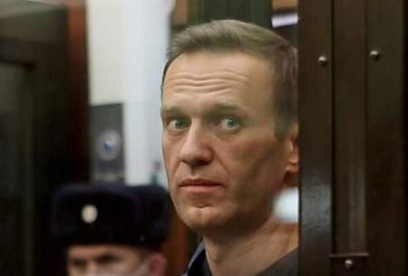 روسیه، ناوالنی را به سمت مرگ تدریجی میبرد