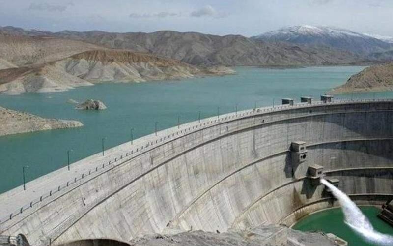 ۷۵ درصد سد زاینده رود خالی است
