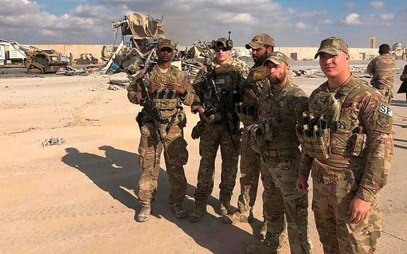 برنامهای برای خروج آمریکاییان از عراق وجود ندارد