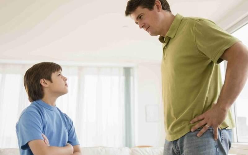 دلایل مخالفت فرزند با والدین در دوره نوجوانی