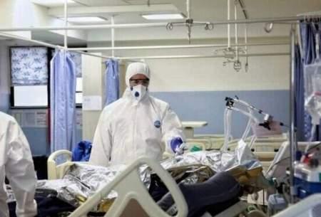فوت ۱۵۵ بیمار کووید۱۹ در شبانه روز گذشته