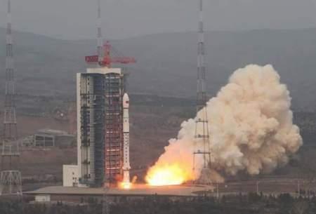 چین یک ماهواره رصد زمین به فضا پرتاب کرد