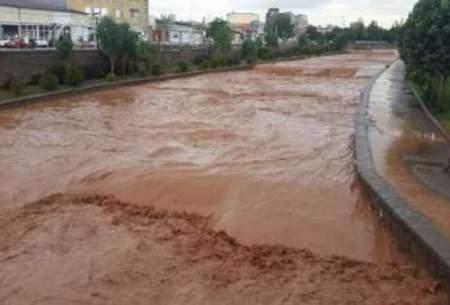 مردم در حاشیه رودخانه ها اتراق نکنند