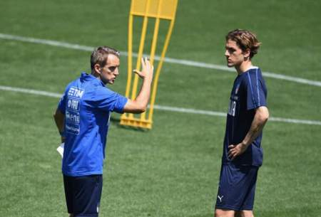 هافبک جوان ایتالیا یورو ۲۰۲۰ را از دست داد