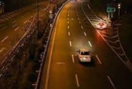 منع تردداز ساعت ٢٢ تا ٣ بامداد اجرایی می شود