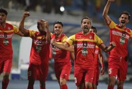 صعود قاطعانه فولاد با شکست 4-0 العین امارات