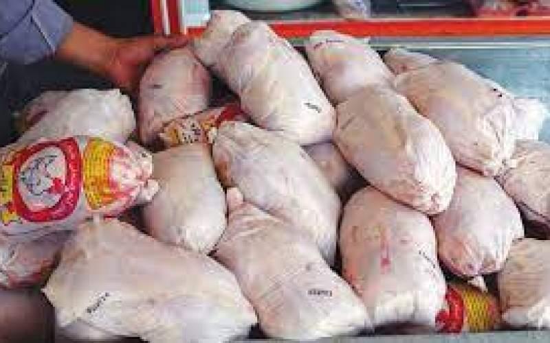 فروش مرغ بیش از نرخ مصوب مجاز نیست