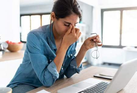 استرس کاری ، خطری در کمین قلب زنان