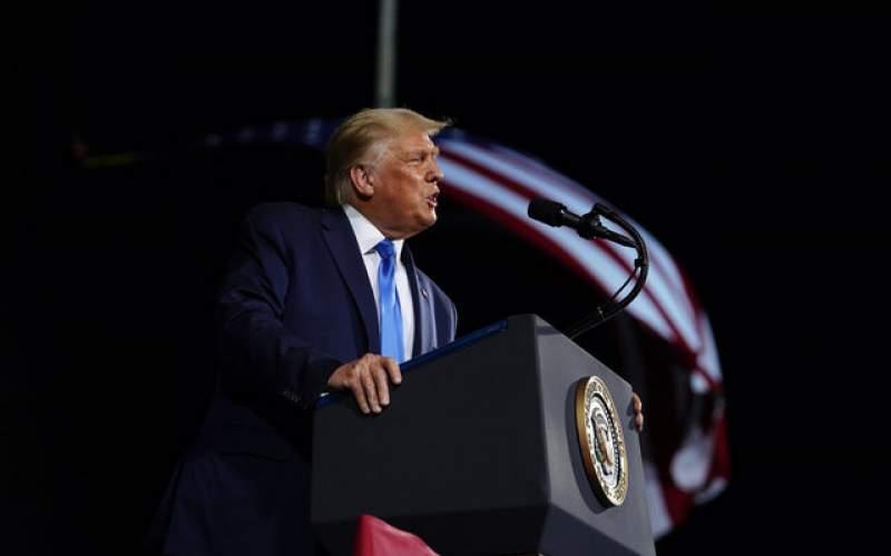 تعهد ترامپ به کمک برای پیروزی جمهوریخواهان