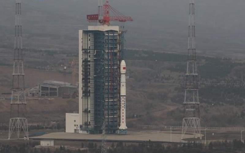 پرتاب ماهواره برای تحقیق در مورد محیط زیست