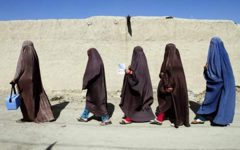 نگرانیاز به خطر افتادن حقوق زنان در افغانستان