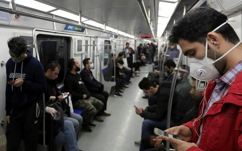 هشدار: بیش از ۱۵ دقیقه در مترو نباشید