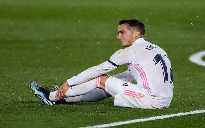 هافبک رئال مادرید فصل را از دست داد