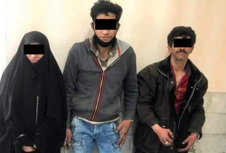 ماجرای دستگیری اعضای باند سرخپوست