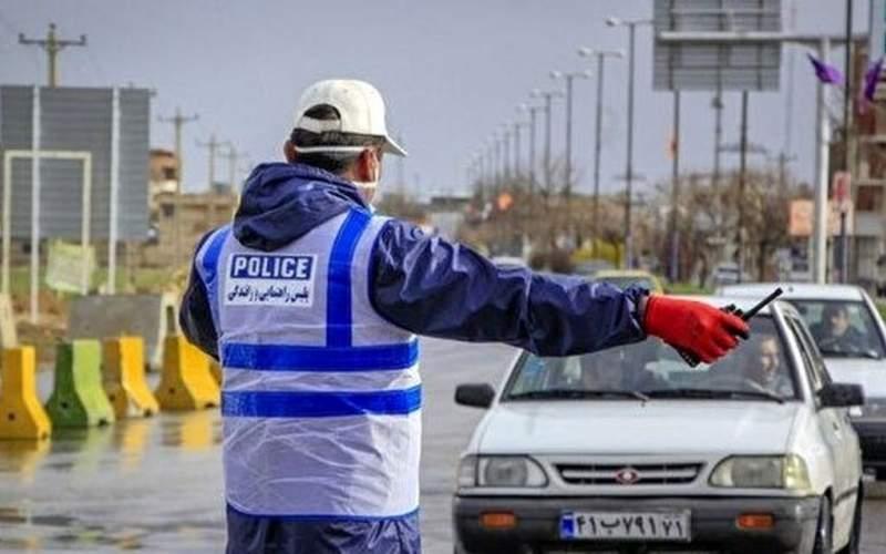تردد پلاکهای غیربومی در تهران چگونه است