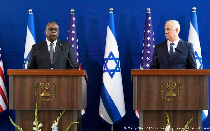 حمایت آمریکا از برتری نظامی اسرائیل در منطقه