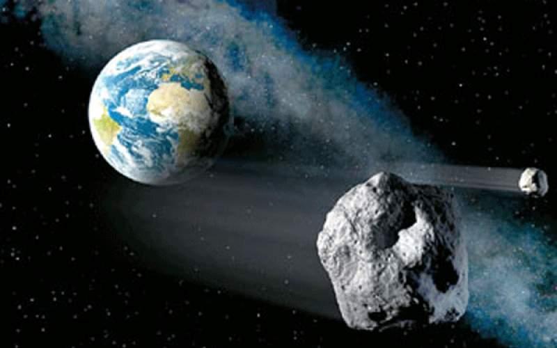 یک سیارک امروز از بیخ گوشمان میگذرد