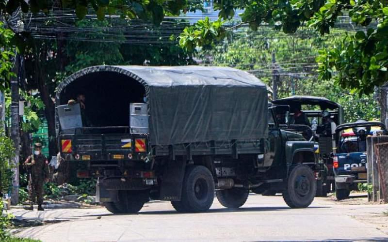 درآمد کودتاچیان میانمار از اجساد معترضان