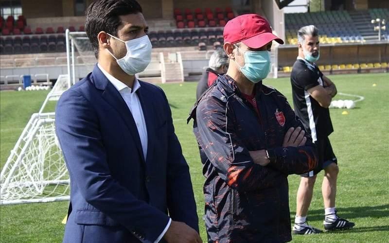 ابراهیم شکوری: منتظر واکنش AFC هستیم