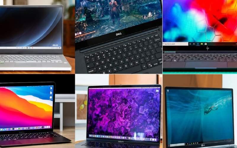 بهترین لپ تاپ های سال ۲۰۲۱