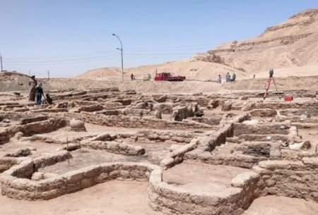 "کشف شهر ۳ هزار ساله در مصر  <img src=""https://cdn.baharnews.ir/images/picture_icon.gif"" width=""16"" height=""13"" border=""0"" align=""top"">"