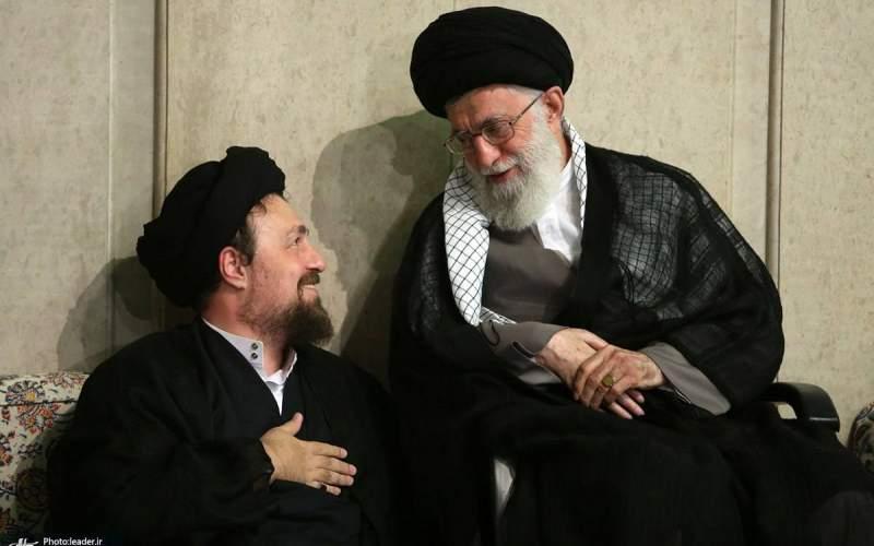 رهبری از سیدحسن خمینی خواستند کاندیدا نشود