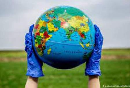 آمار کرونا در جهان تا ۲۴ فروردین/اینفوگرافیک