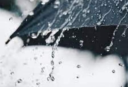 بارش باران و باد شدید در ۳۱ استان کشور