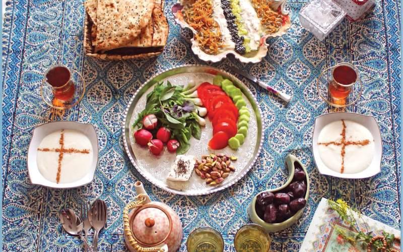 روزهداران با توجه به کرونا چه غذاهایی نباید بخورند