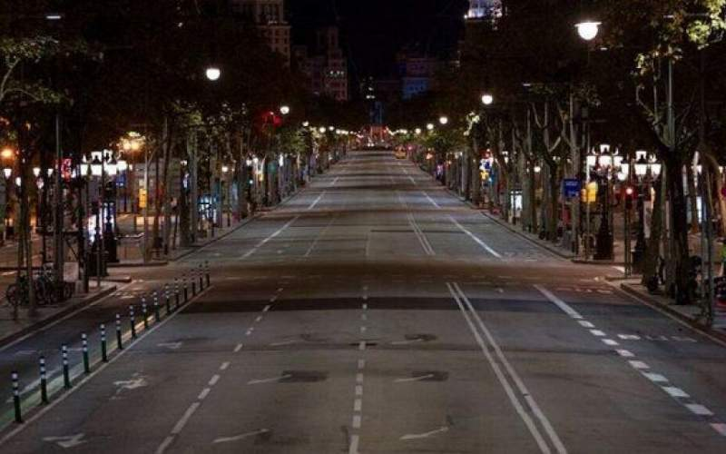 محدودیتهای شبانه تردد در ماه رمضان ادامه دارد