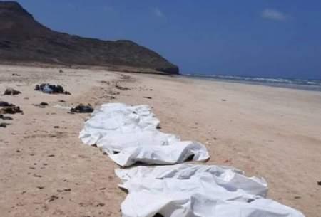 واژگونی قایق مهاجران درساحل جیبوتی با ۳۴ کشته