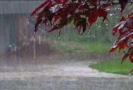 هشدار هواشناسی نسبت به وقوع رگبار و وزش باد