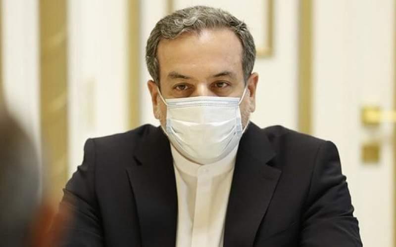 عراقچی: ایران غنیسازی ۶۰ درصد را آغاز کرد