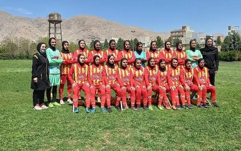 سقوط فوتبال بانوان کرمانشاه در تبریز