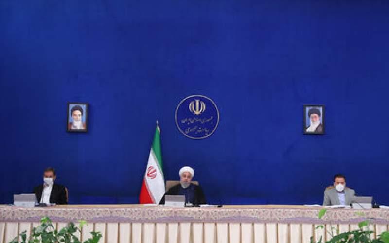 روحانی: ما قدرتمندیم و با آمریکا مذاکره میکنیم