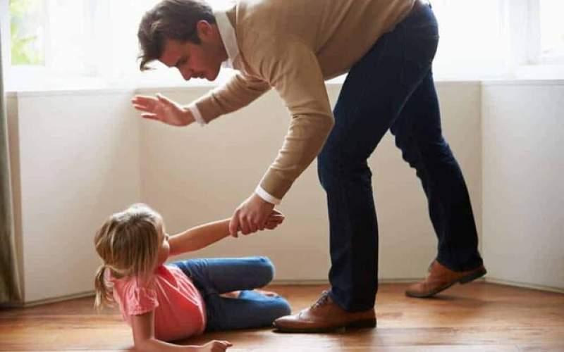 تاثیر منفی کتک زدن بر رشد مغز کودکان