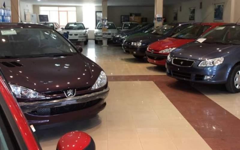 تعطیلی بازار خودرو و رکود در خرید و فروش