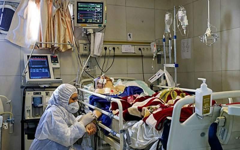 بستری شدن۱۰۵۰ بیمار کرونایی در گیلان