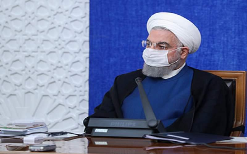 روحانی: نمیتوانیم منتظر واکسن داخلی باشیم