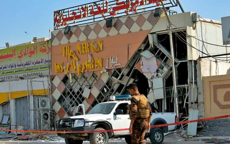 حمله راکتی و پهپادی در کردستان عراق