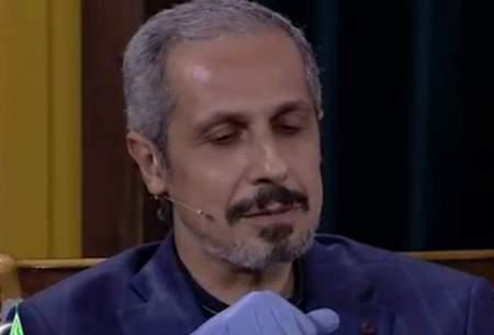 ماجرای خوانندگی جواد رضویان در حمام