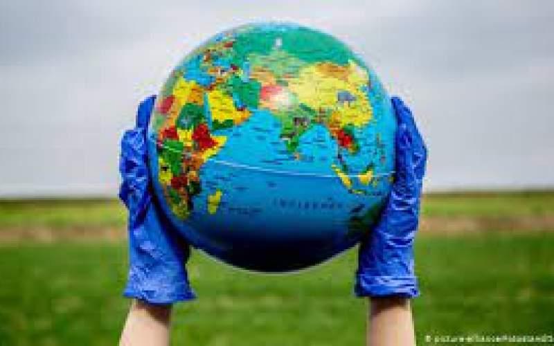 آمار کرونا در جهان تا ۲۷ فروردین/اینفوگرافیک