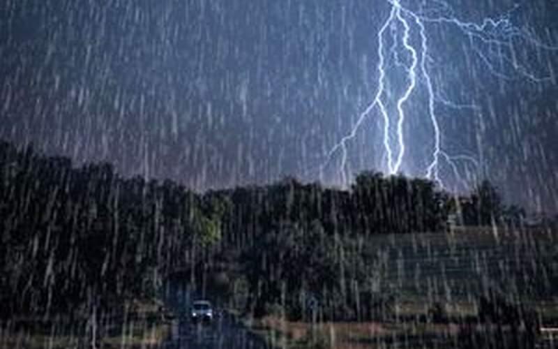 پیشبینی بارش باران و وزش باد شدید ۵ روزه