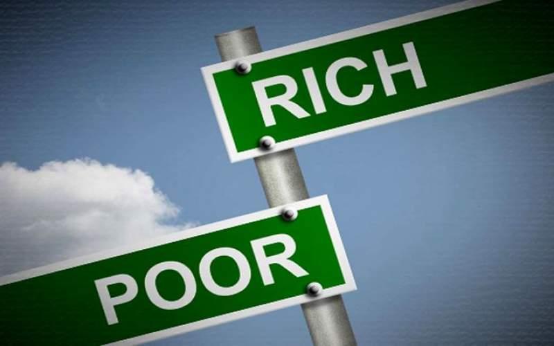 آخرین آمار از شکاف فقیر و غنی